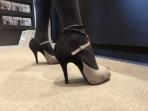 Wolford boutique in Boston visit ankle jewelry