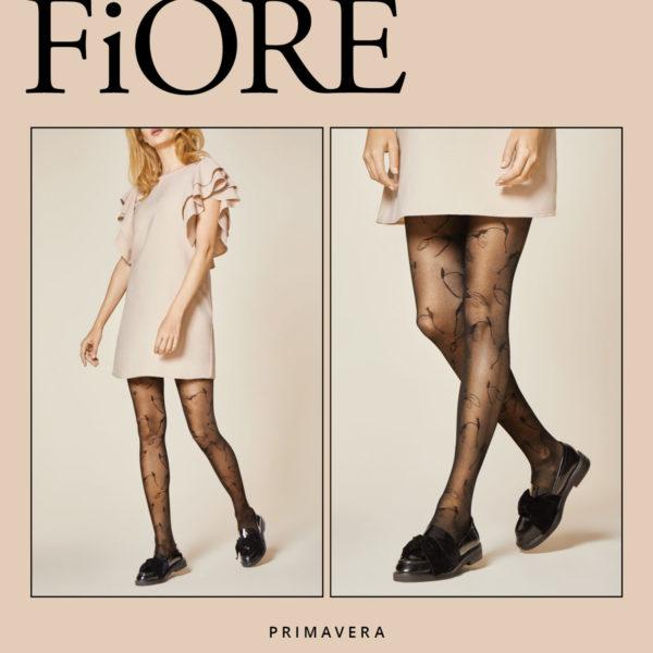 PRIMAVERA 30 den 2 pantyhose by Fiore hosiery