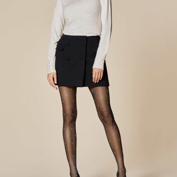 SPOT 20 den 1 polka dot tights