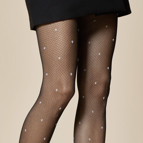 SPOT 20 den 3 polka dot tights