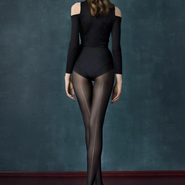 long black fiore tights